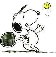 snoopy-tennis